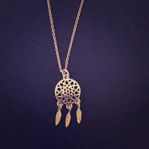 H&M Dreamcatcher Necklace